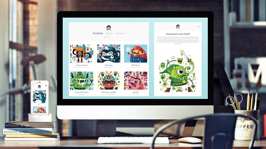 چگونه یک وب سایت حرفه ای طراحی کنیم؟