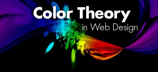 روش های استفاده از رنگ در طراحی وب سایت