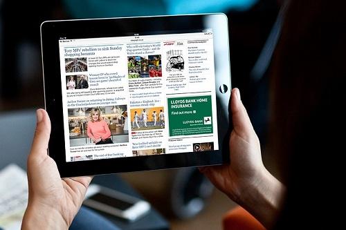 طراحی سایت خبری حرفه ای