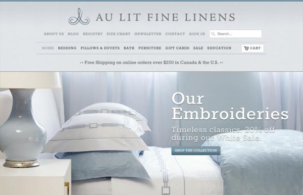 نمونه وب سایت