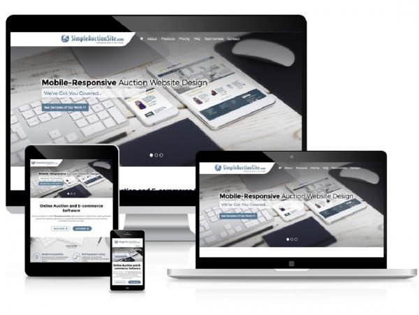 طراحی سایت واکنش گرا