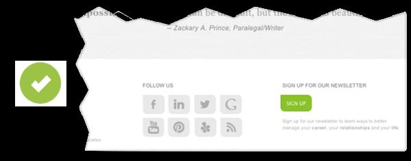 شبکه های اجتماعی سایت