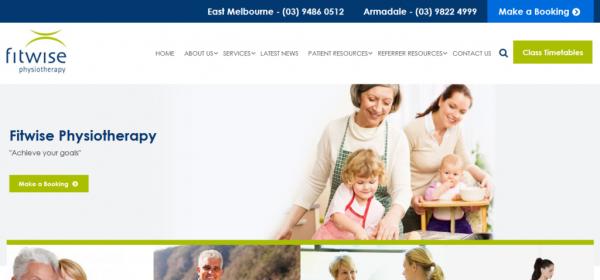طراحی سایت پزشکی حرفه ای