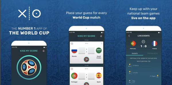 اپلیکیشن جام جهانی