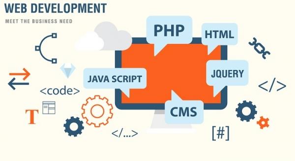 توسعه سایت شرکتی