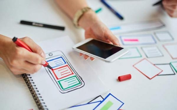 طراحی اپلیکیشن کافه
