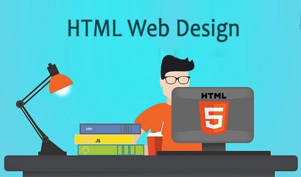 طراحی سایت HTML