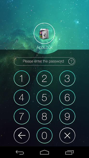 اپلیکیشن applock