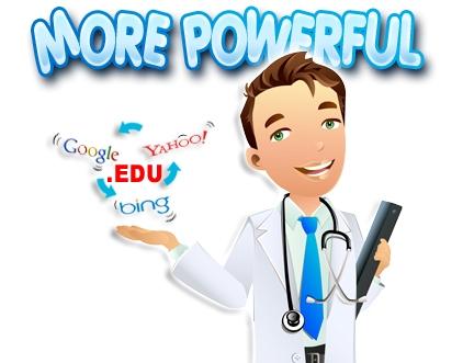 بک لینک edu