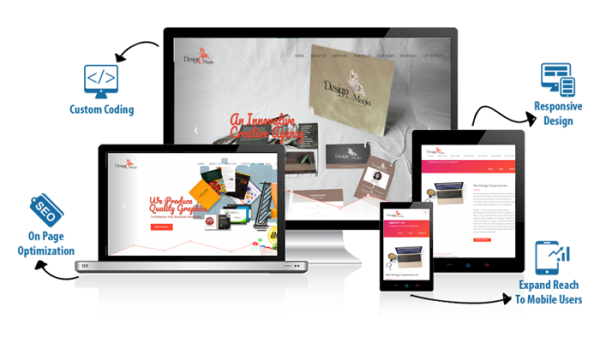 طراحی سایت موسسات خیریه