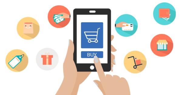 ساخت اپلیکیشن فروشگاهی و سایت کالا و محصولات